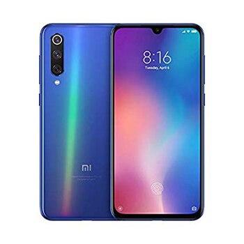 Перейти на Алиэкспресс и купить Xiaomi My 9 6 ГБ/128 ГБ Ocean Blue Dual SIM