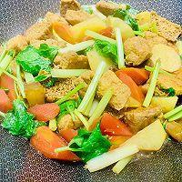 加油干饭人之五花肉油豆腐的做法图解10