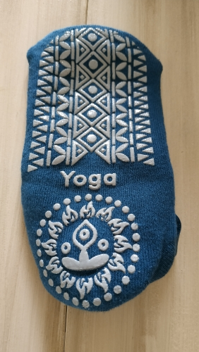 Women's Anti-Slip Boho Sole Yoga Socks photo review