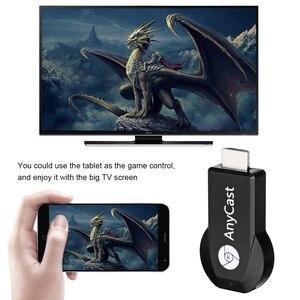 Image 5 - Anycast M2 Plus Miracast Mi TV Stick Wireless HDMI 1080P Wifi Display DLNA Chromecast Youtube  Any cast TV Stick Android
