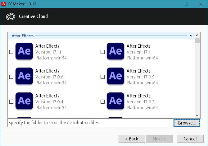 CCMaker 1.3.14 Adobe产品下载安装激活器