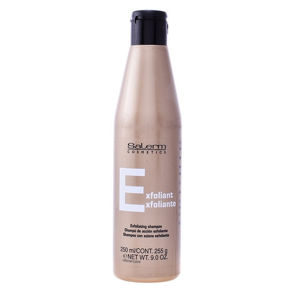 Anti-dandruff Shampoo Exfoliant Salerm (250 Ml)