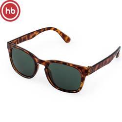 50591, Очки солнцезащитные Happy Baby черепаховая оправа