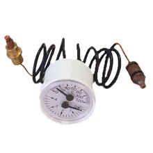 Boiler Pressure Gauge (Manometer   Thermometer) Replacement For Viessmann Vitopend 100 WH1B   7825530