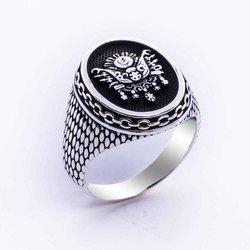 خاتم من الفضة الإسترليني عيار 925