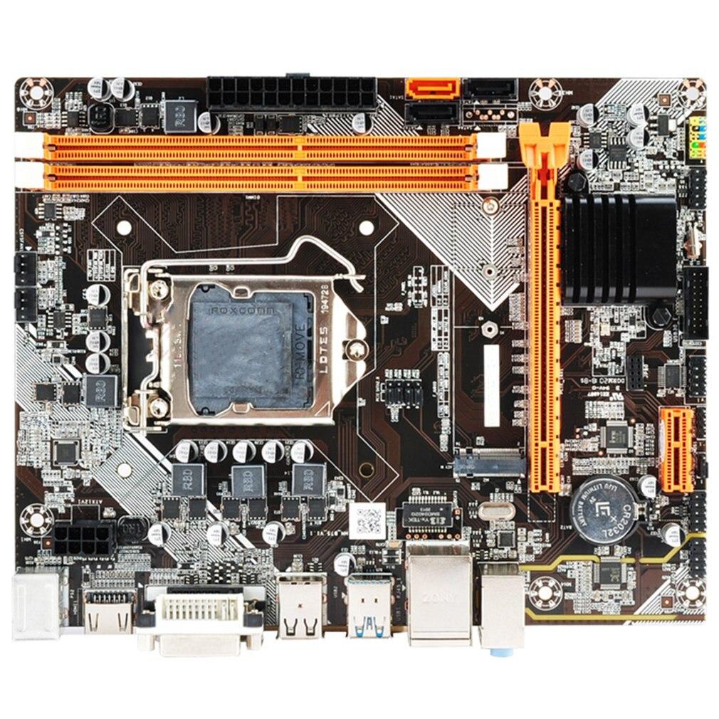 i5 i7 série cpu b75 h61 para
