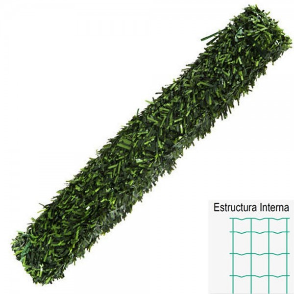 Artificial Hedge Denso Occulting Papillon Roll 3x1 Meters