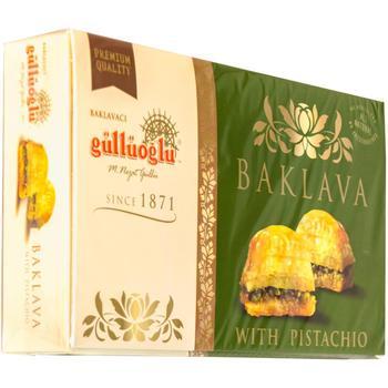 Gulluoglu Premium sucha baklawa z pistacją świeżo wyprodukowana i długotrwała tradycyjna turecka baklawa wolna SHİPPİNG tanie i dobre opinie Mężczyzna DE (pochodzenie)