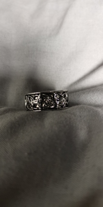טבעת לגבר ויקינג דגם 0369 photo review
