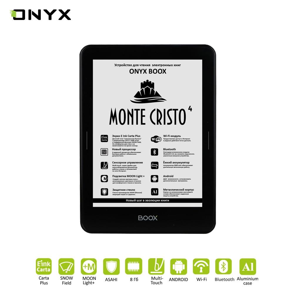 E-book reader ONYX BOOX Monte Cristo 4 все цены