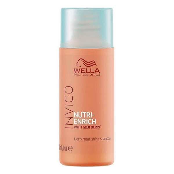 Nourishing Shampoo Invigo Wella Travel Size (50 Ml)
