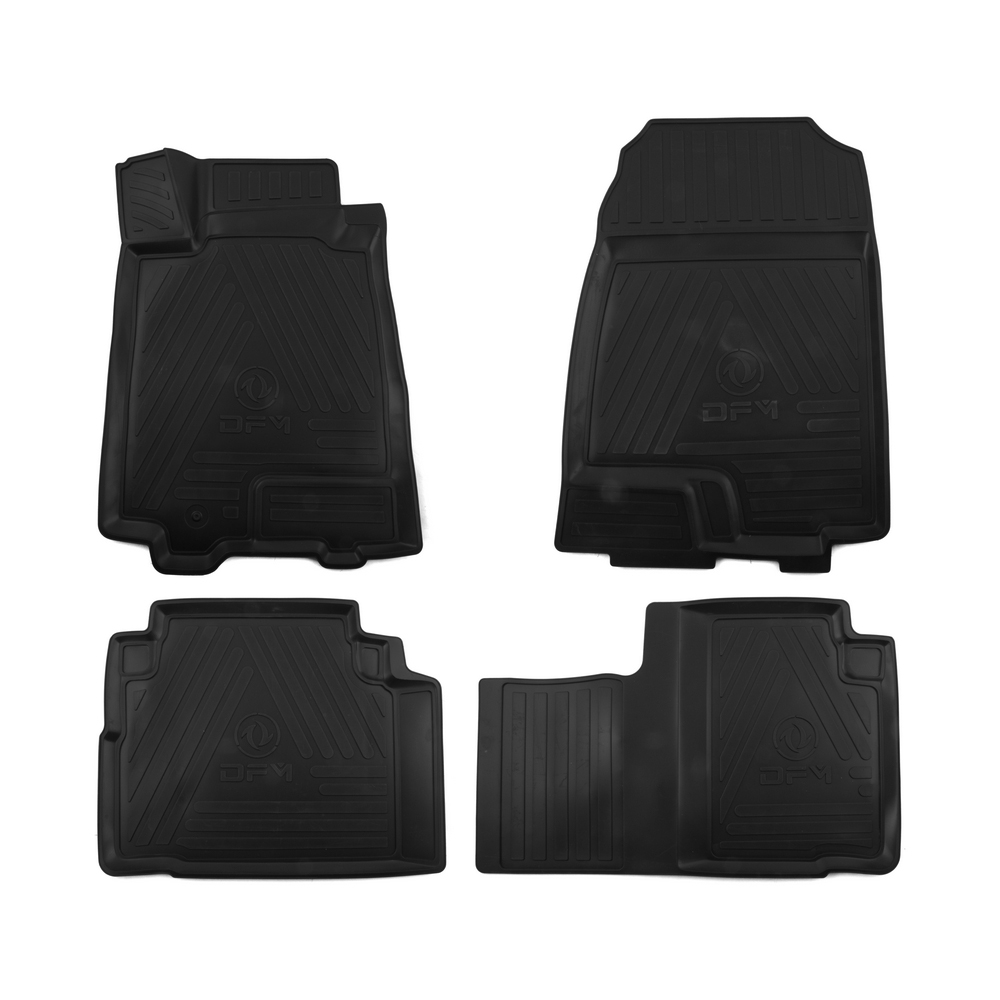 3D Mats In The Salon For DONGFENG AX7, 2017, 4 PCs ELEMENT3D9604210
