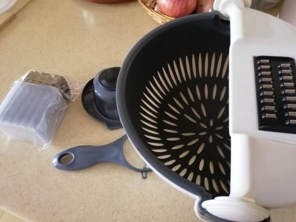 Kitchen Fruit Vegetable Multifunctional Slicer
