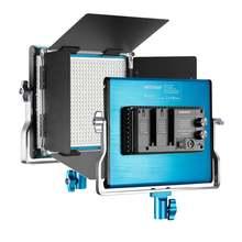 Neewer металлический двухцветный светодиодный светильник для