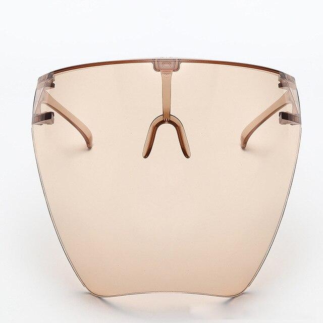 Men's Women's Faceshield Protective Glasses Goggles Safety Glasses Anti-Spray Mask Protective Goggle Glass Sunglasses 19