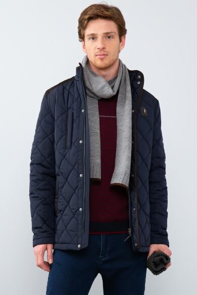 U.S. POLO ASSN. Men's Regular Coat title=