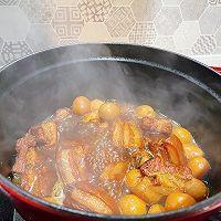 色香味美——鹌鹑蛋红烧肉的做法图解14