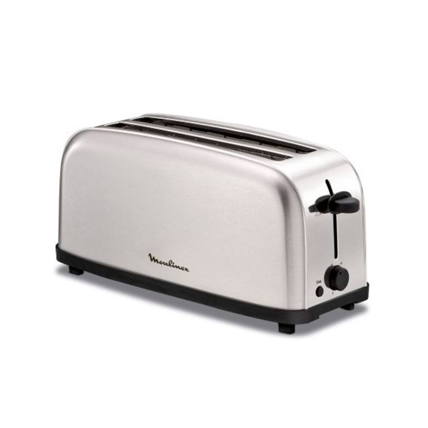 Ev Aletleri'ten Tost Makineleri'de Ekmek kızartma makinesi Moulinex LS330D11 1400W title=