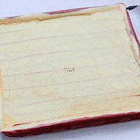 红丝绒旋风蛋糕卷的做法图解16