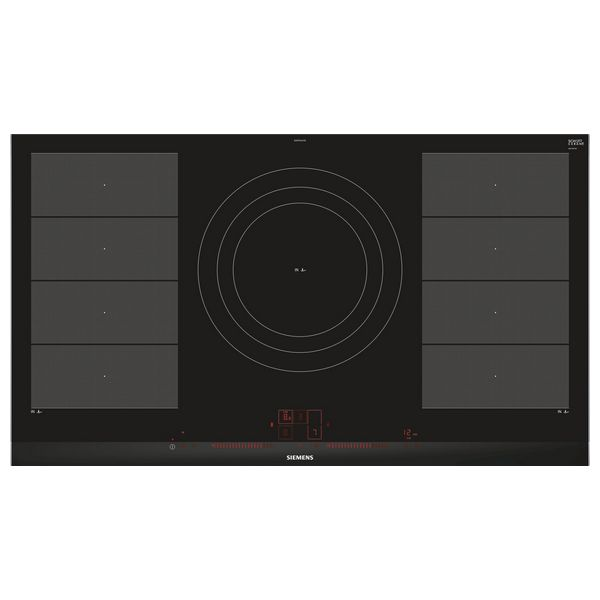 Flexinduction Plates Siemens AG EX975LVV1E 90 Cm WIFI Black