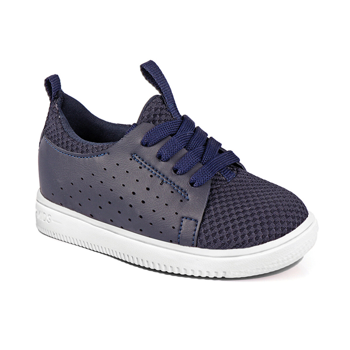 FLO 950.19Y.528 BEBE PHYLON Navy Blue Male Child Thick Soled Sneaker VICCO