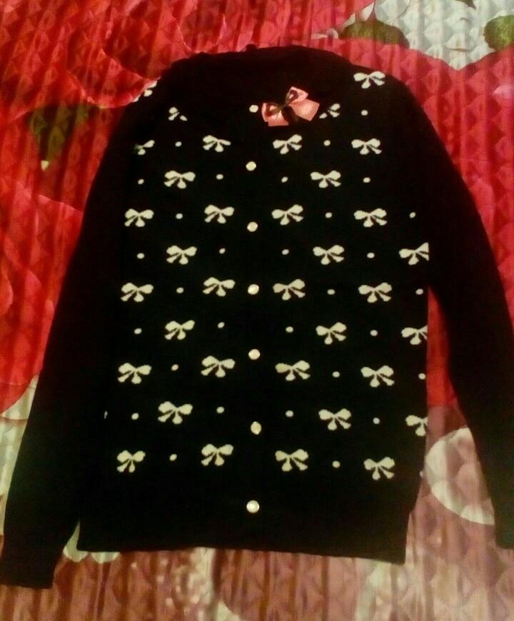 Suéteres Menina Algodão Comprida