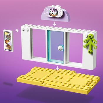 Конструктор LEGO Friends Пекарня Хартлейк-Сити 4
