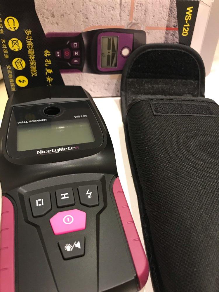 -- Nicetymeter Ws-120 Detector