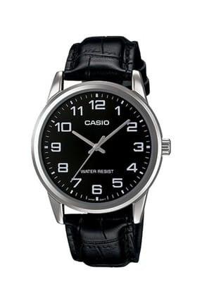 Casio Часы мужские брендовые Роскошные Кварцевые водонепроницаемые MTP V001L 1BUDF|Кварцевые часы|   | АлиЭкспресс