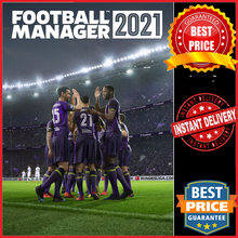 Football Manager 2021 + DLC + TOUCH + GLOBAL + jeu complet