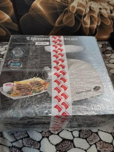 Мясорубка Zigmund & Shtain ZMG-006