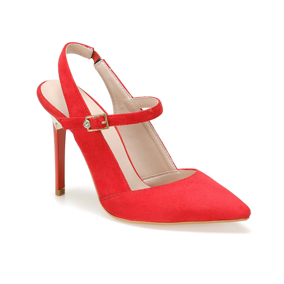 FLO 19S-513 Red Women 'S Shoes BUTIGO