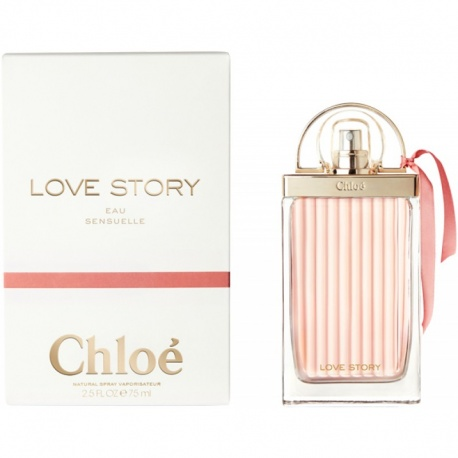CHLOE LOVE STORY EAU SENSUELLE EDP 75ML SPRAY