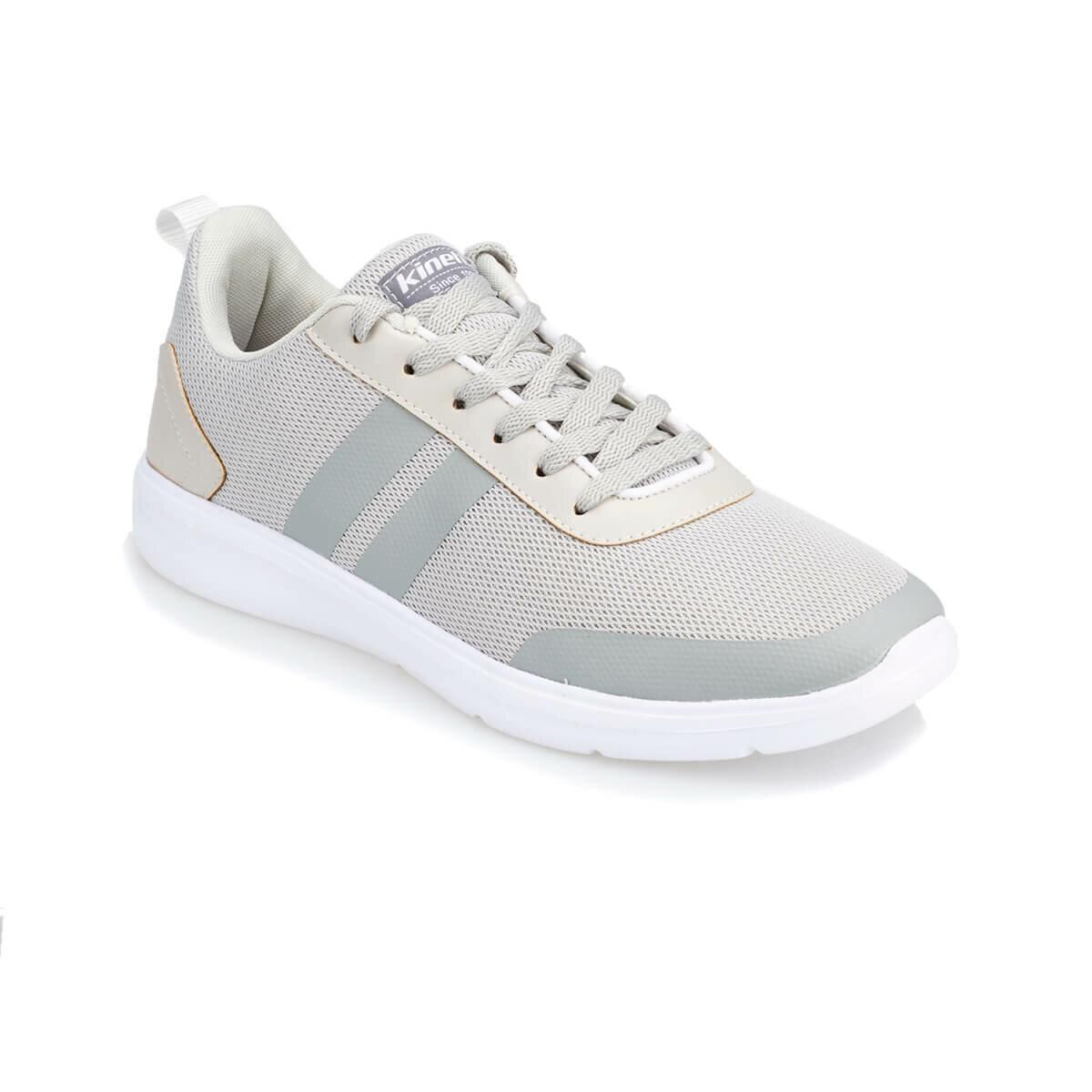FLO THEHA Gray Men Shoes KINETIX