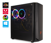Системный блок e2e4 PC Gamer S Vega 8 AMD Ryzen 3 3200G 3.6GHz 8Гб RAM 2Тб HDD AMD Radeon Vega 8 W10 Home