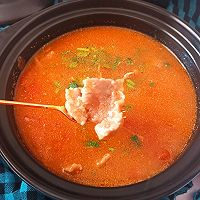 """#美食说出""""新年好""""#番茄牛肉汤的做法图解10"""