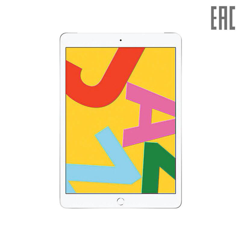 "Планшет Apple iPad 10,2"" Wi-Fi + Cellular 32 ГБ (2019) (MW6A2RU/A, MW6C2RU/A, MW6D2RU/A)"