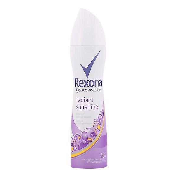 Spray Deodorant Radiant Sunshine Rexona (200 Ml)