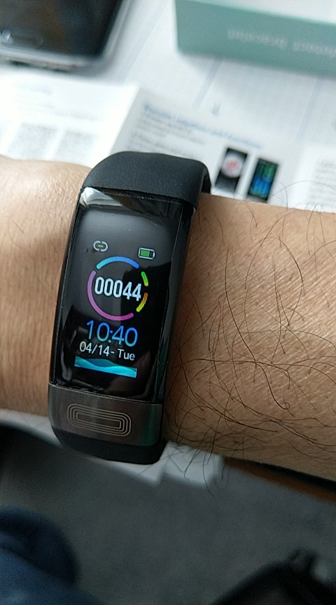 Smart Band Blood Pressure HR Monitor fitness