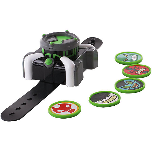 Watch Playmates Ben 10 The Omnitrix, Discomfort