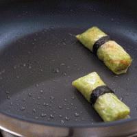 翡翠腐皮卷 | 香脆清爽的做法图解10