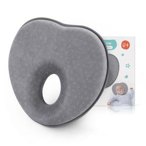 Image 2 - 3D Memory Foam Baby Pillows Breathable Baby Shaping Pillows To Prevent Flat Head Ergonomic Newborns Pillow Almofada Infantil