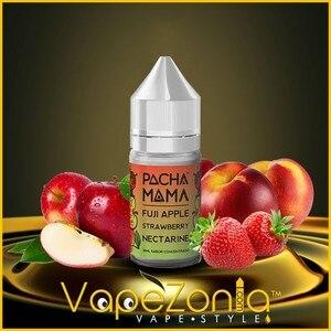 PACHAMAMA concentrate FUJI APPLE STRAWBERRY NECTARINE 30 ml