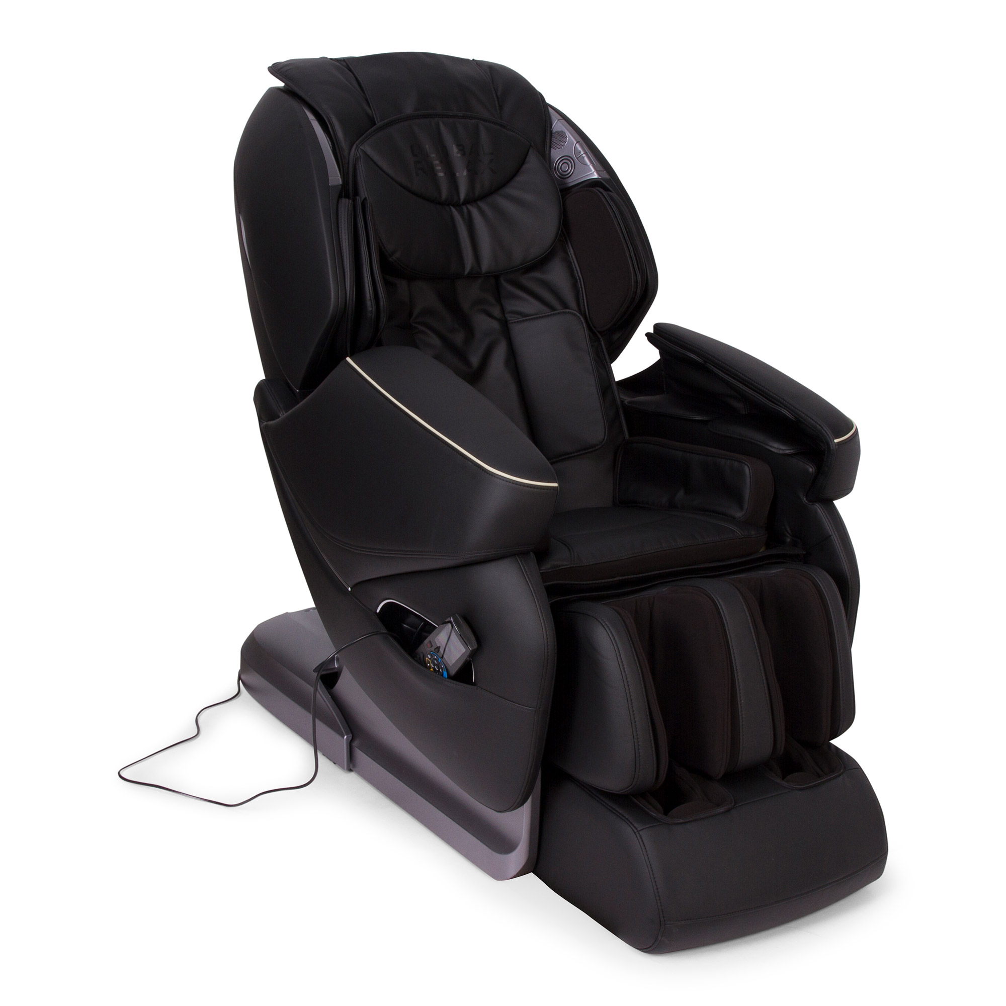 Massage Chair NIRVANA (colour Black)