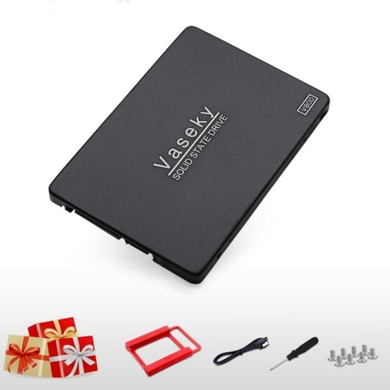 SATA3 2.5 Inch SSD 1TB 512GB 480GB 256GB 240GB 128GB 120GB 64/60GB Hard Drive Disk HD HDD 2.5