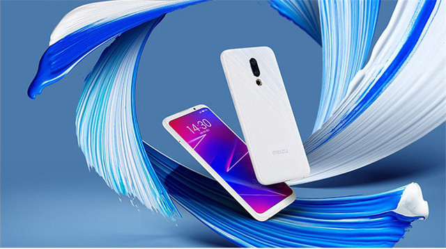 Global ROM Meizu 16X 6.0 Inch 4G LTE Smartphone Snapdragon 710  Dual Rear Cameras Android 8.1 In-Display Fingerprint Full Screen 6