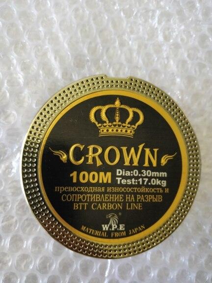Linhas de pesca Carbono 0.20mm-0.60mm Carbono