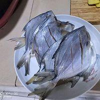 红烧鲳鱼(非油煎)的做法图解2