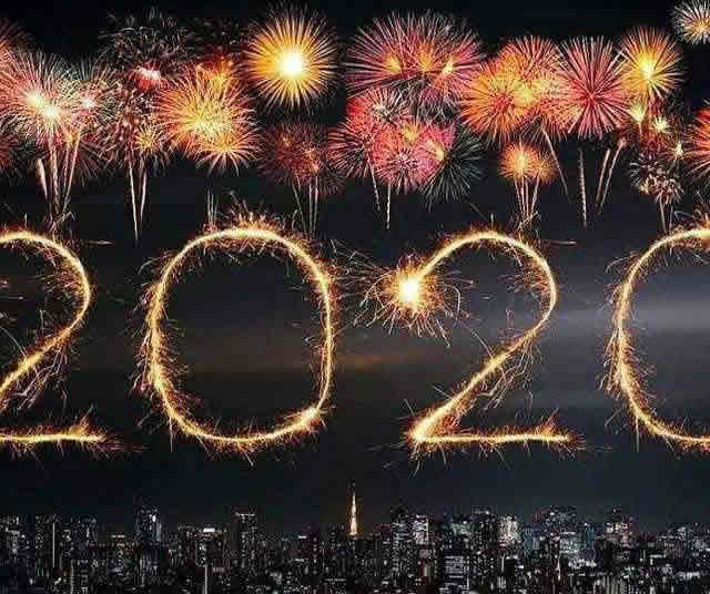 迎接2020年的说说 告别2