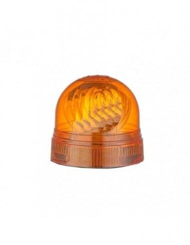 JBM 51969 SHELL ROTATING Warning Light ORANGE